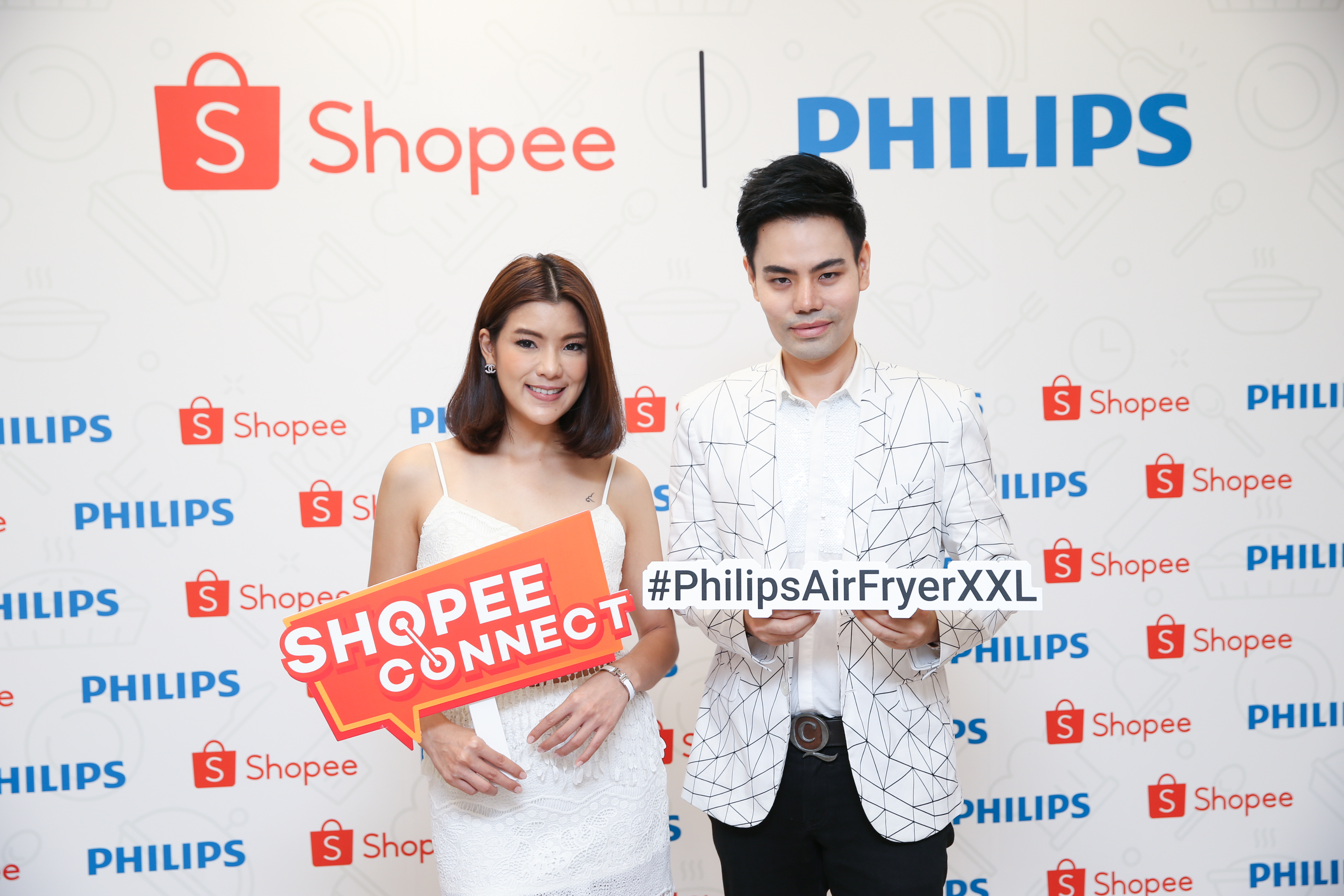 Shopee Connect X Philips