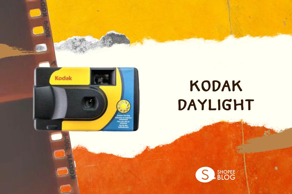 กล้องฟิล์มใช้แล้วทิ้ง KODAK DAYLIGHT