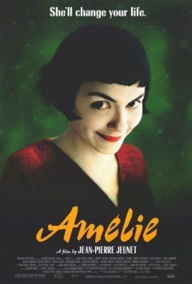 หนังรักโรแมนติกคอมเมดี้_Amelie