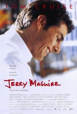 หนังรักโรแมนติกคอมเมดี้_Jerry Maguire