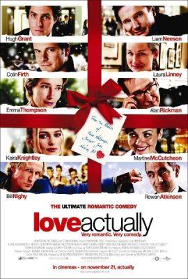 หนังรักโรแมนติกคอมเมดี้_Love Actually