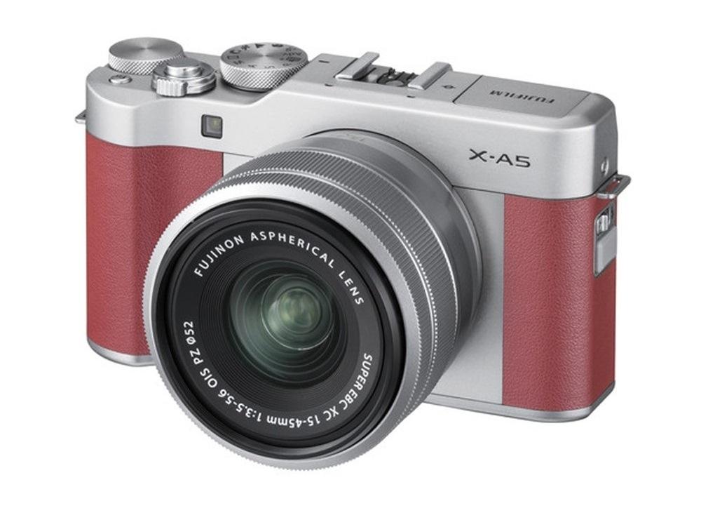 กล้องถ่ายรูปรุ่นไหนดีFujifilm X-A5