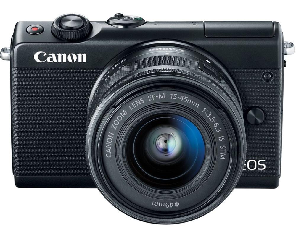 กล้องถ่ายรูปรุ่นไหนดี_Canon EOS M100