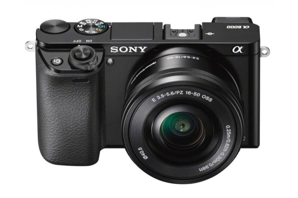 กล้องถ่ายรูปรุ่นไหนดี_Sony A6000
