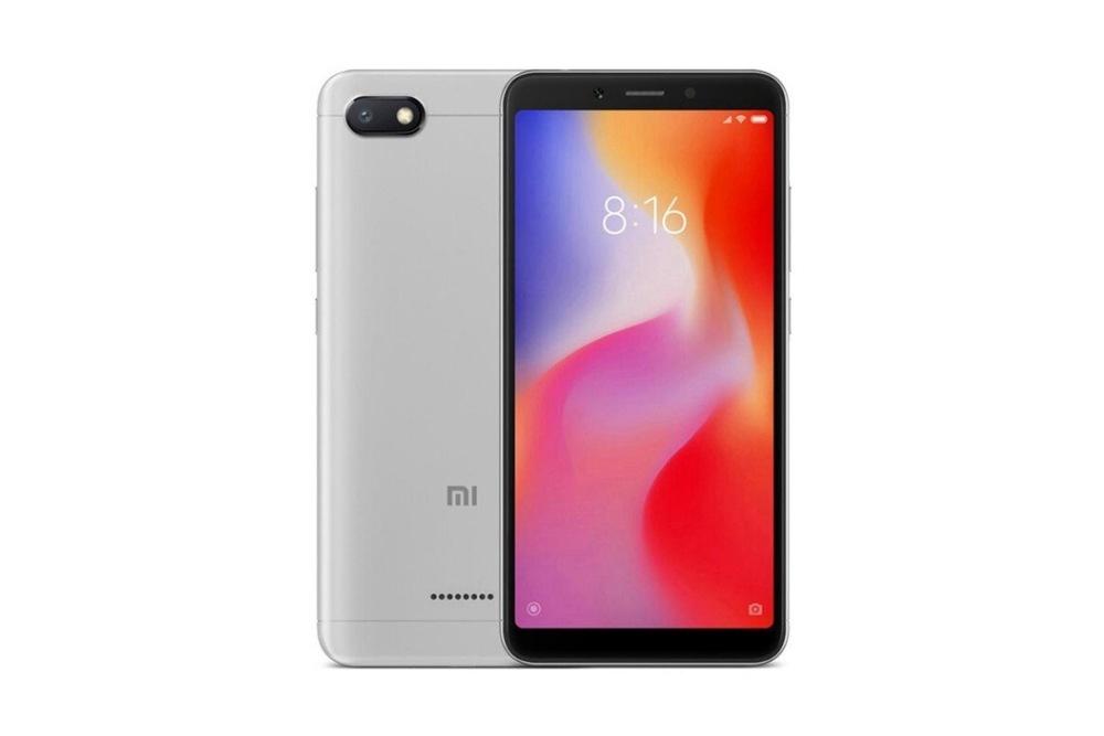 มือถือราคาไม่เกิน 4,000 บาท_Xiaomi Redmi 6A