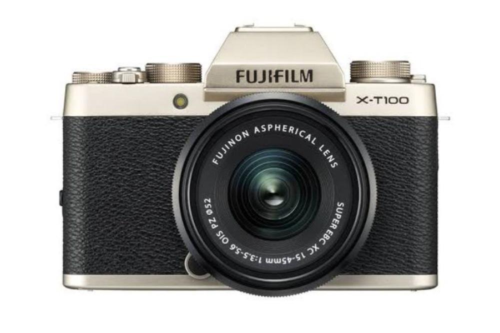 กล้องถ่ายรูปรุ่นไหนดีFujifilm X-T100