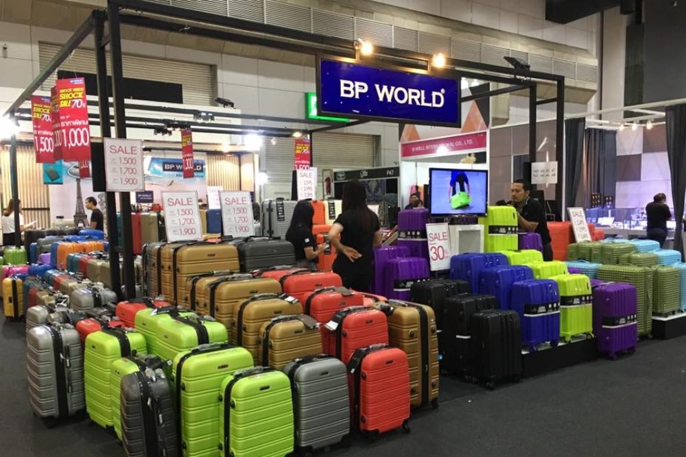 BP World Luggage
