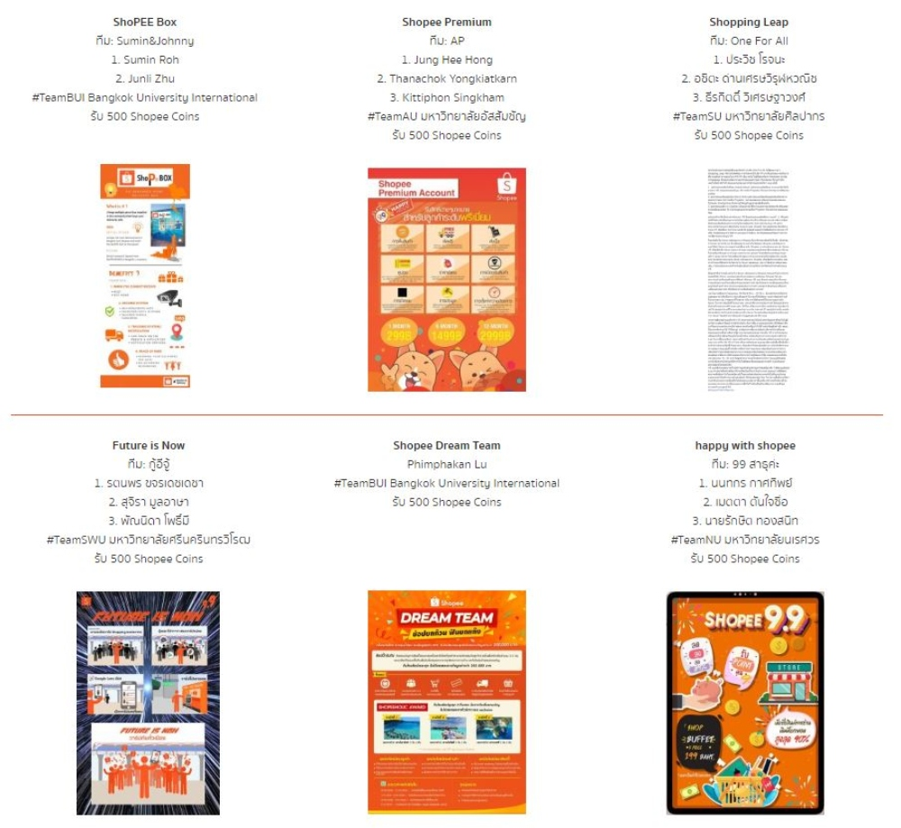 Special prize Shopee 9.9