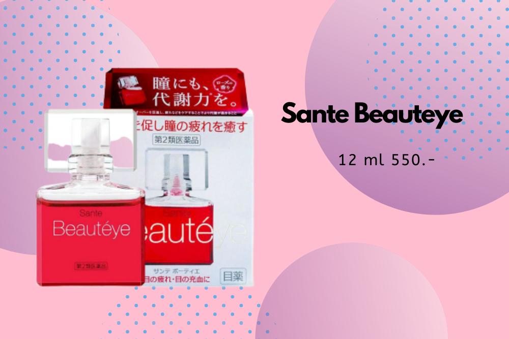 น้ำตาเทียม Sante Beauteye