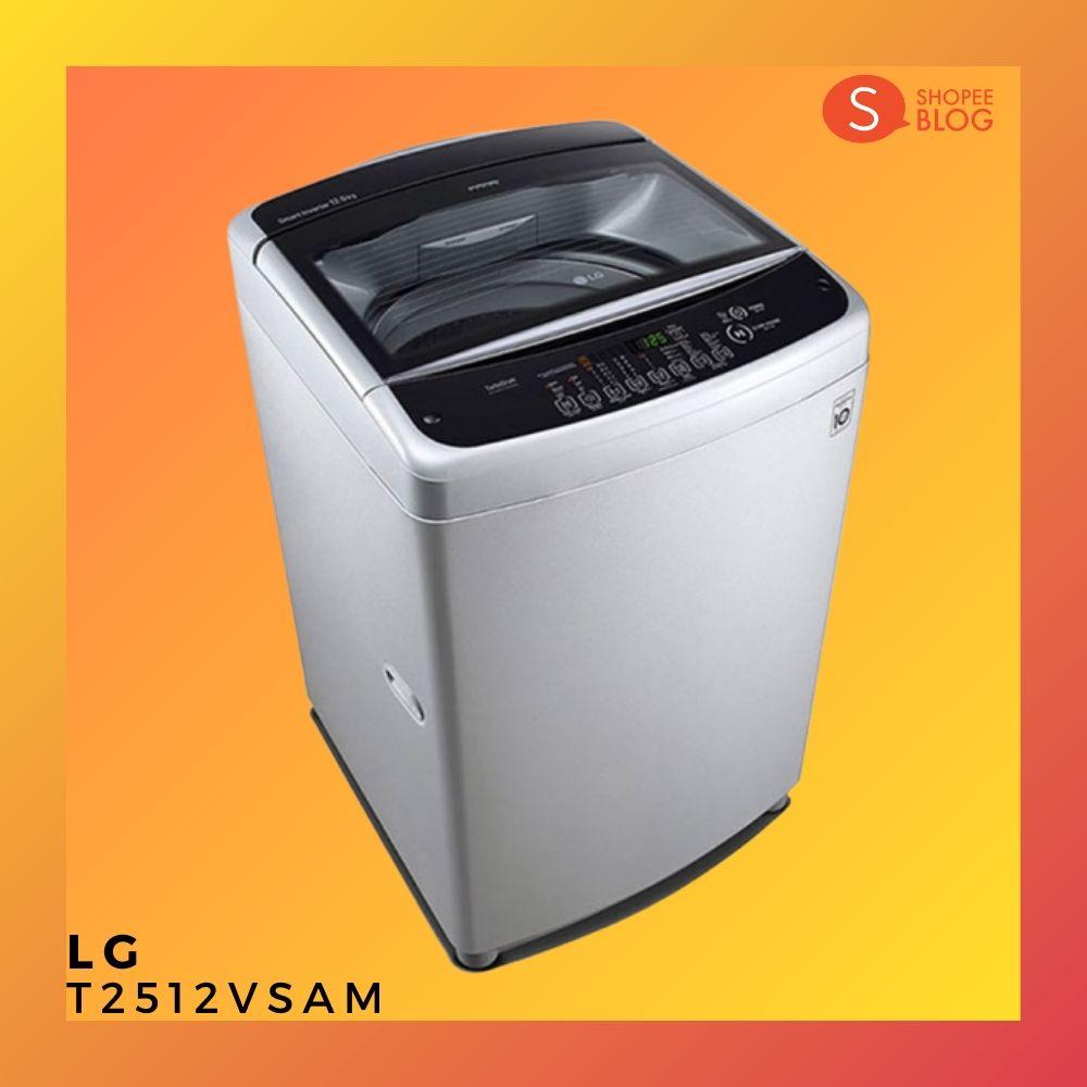 เครื่องซักผ้า LG รุ่น T2512VSAM