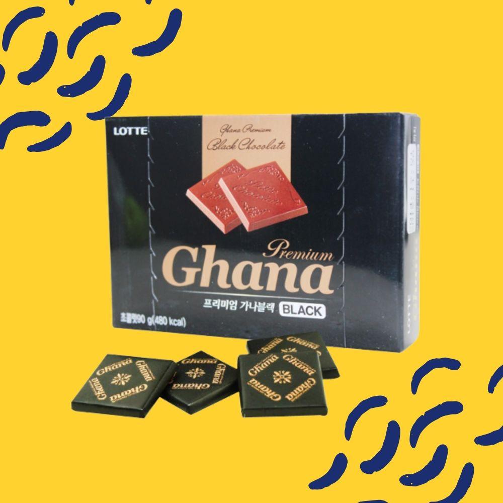 Premium Ghana Chocolate