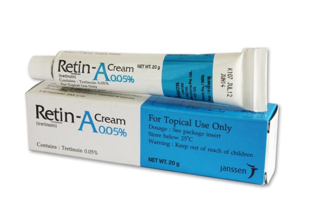 ยารักษาสิว Retin A