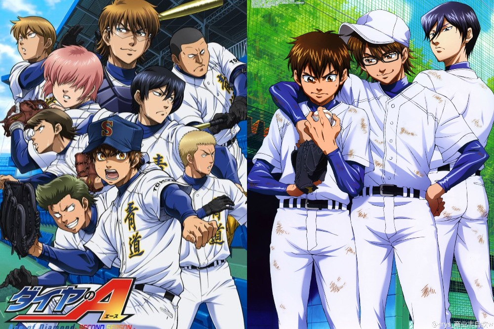Ace of Diamond (Daiya no A)
