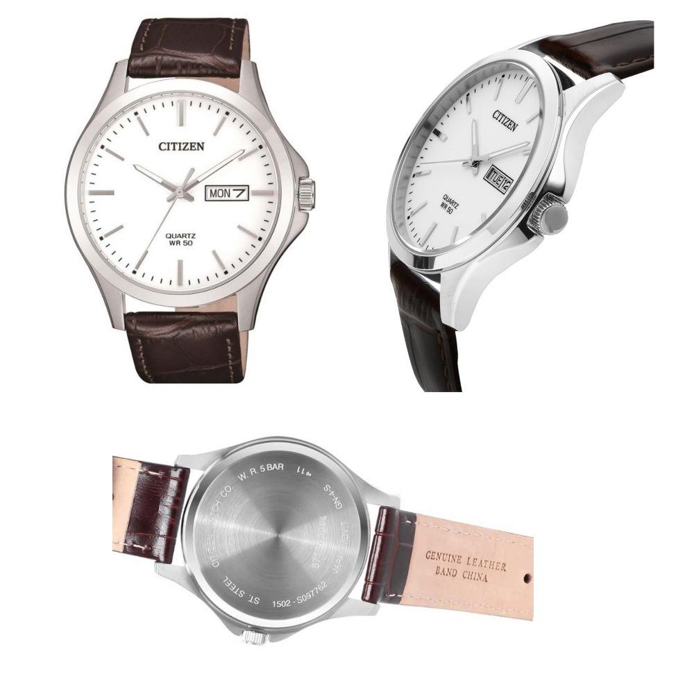 นาฬิกาผู้ชาย_CITIZEN BF2001-12A Quartz