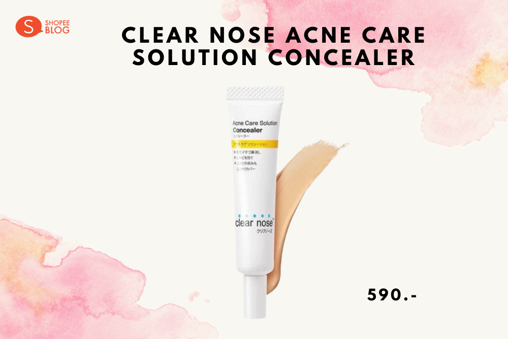 Clear nose Acne Care Solution Concealer