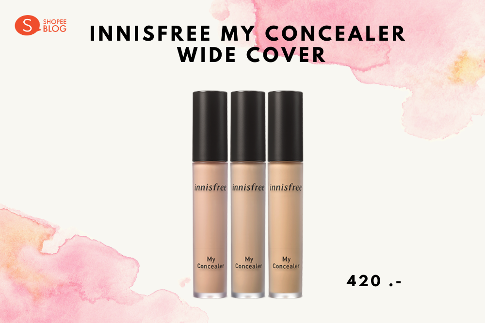 Innisfree My Concealer Wide Cover