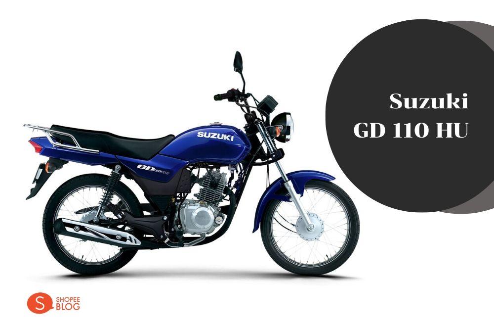 Suzuki GD 110 HU ปี 2560