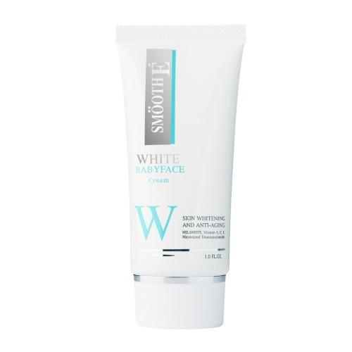 Smooth E White Baby Face Cream