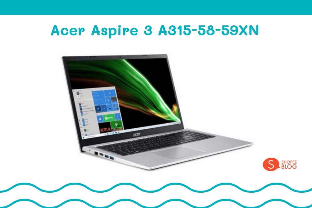 Acer Aspire 3 A315-58-59XN