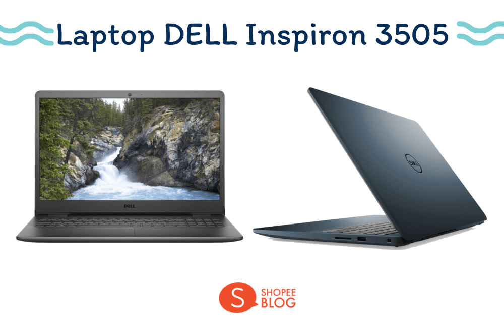 Laptop DELL Inspiron 3505
