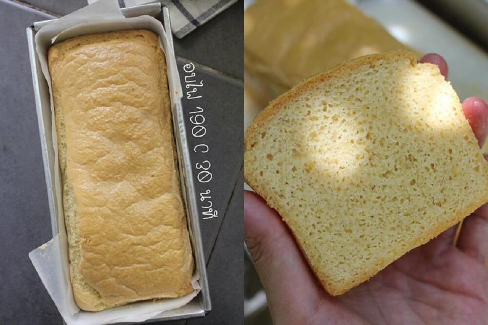 ขนมปังคีโต