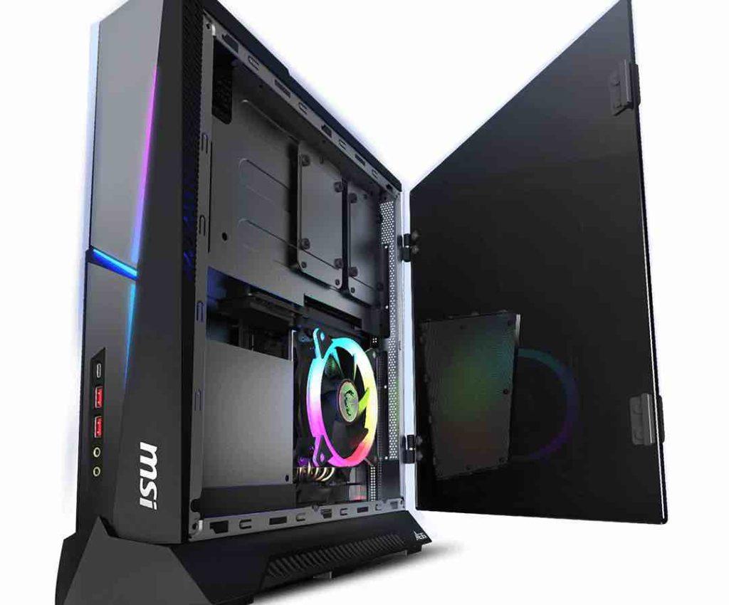 คอมพิวเตอร์ตั้งโต๊ะ MSI MPG Trident AS 10SD-1226TH