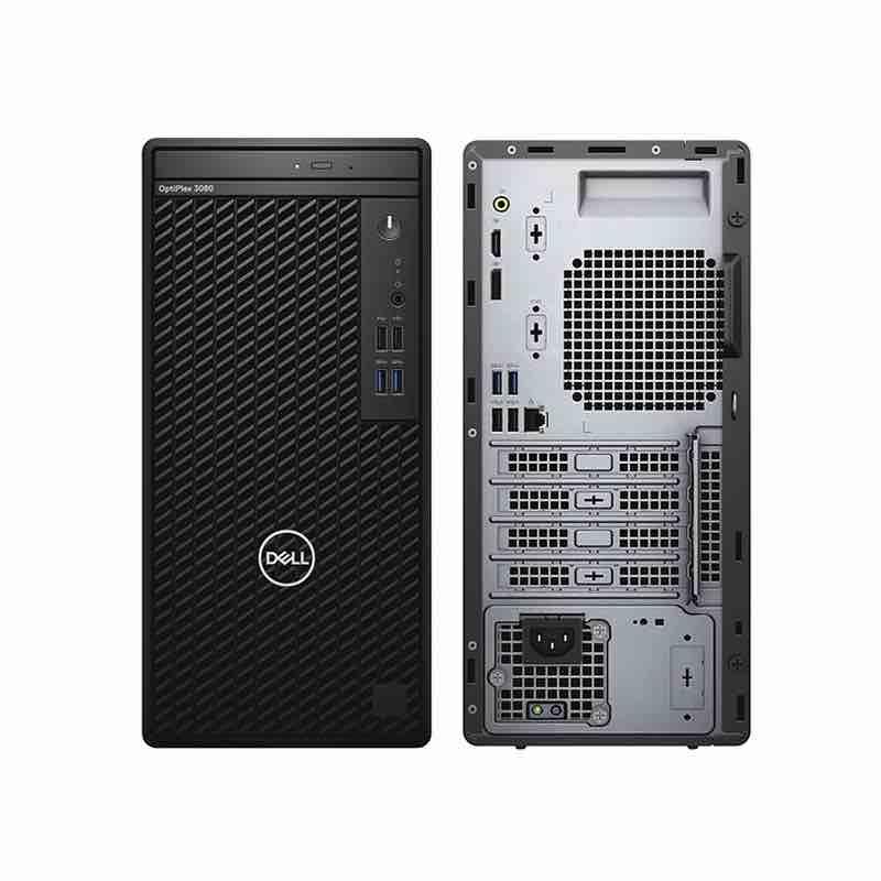 คอมพิวเตอร์ตั้งโต๊ะ  DELL Optiplex 3080MT-SNS38MT005