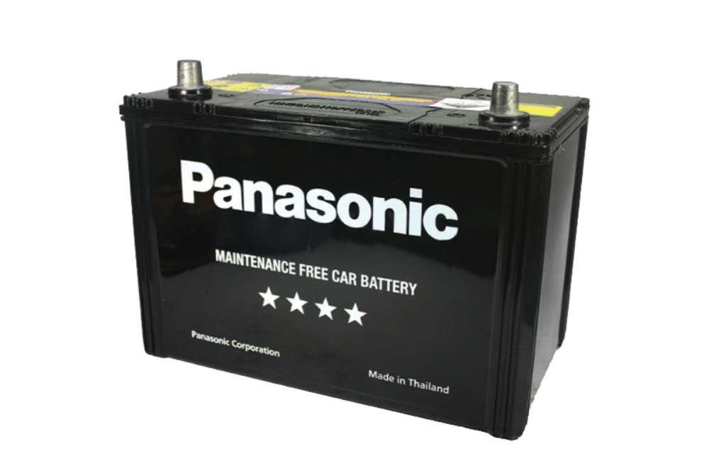 แบตเตอรี่รถยนต์ Panasonic รุ่น 90D26L / MF