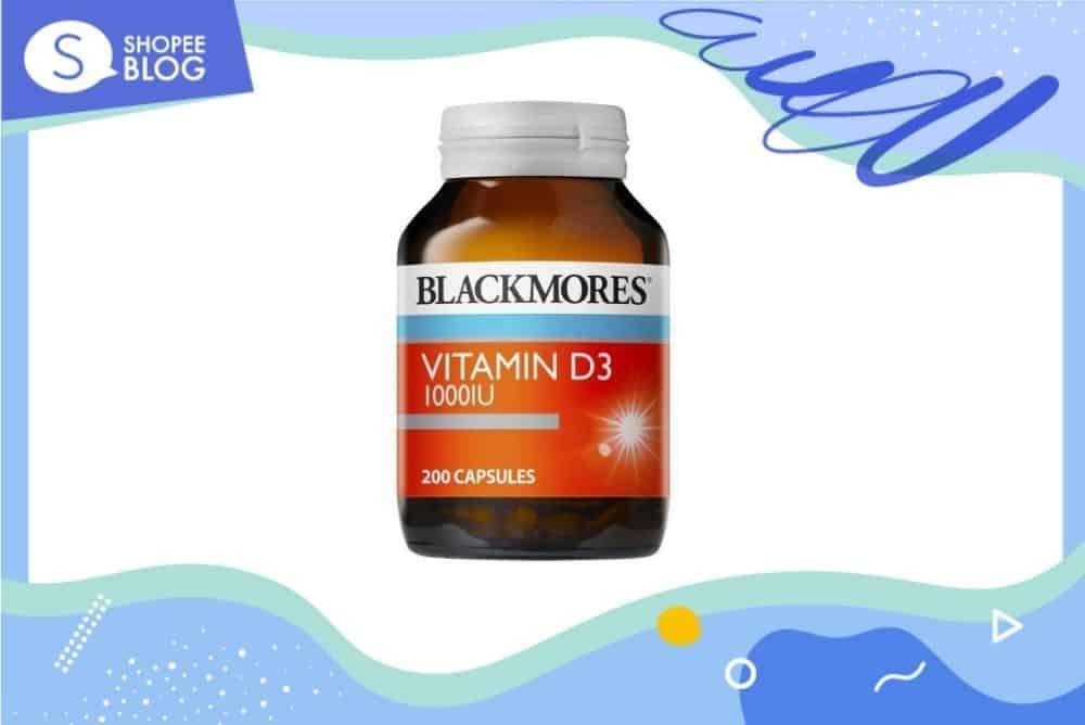 วิตามินดียี่ห้อไหนดี  Blackmores Vitamin D3