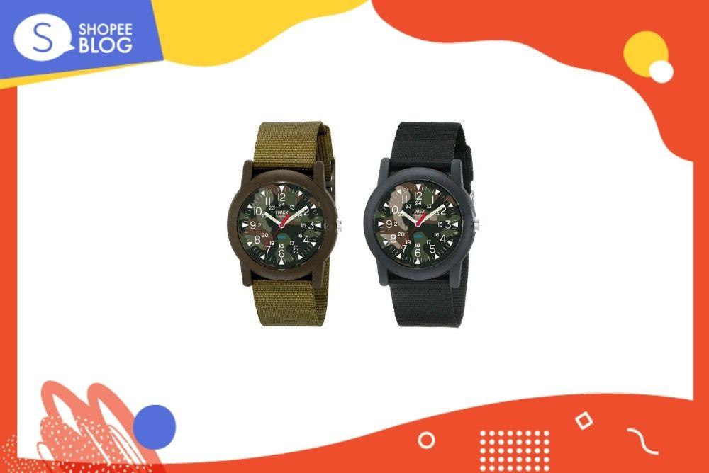 นาฬิกาแบรนด์ Timex Camper Camo