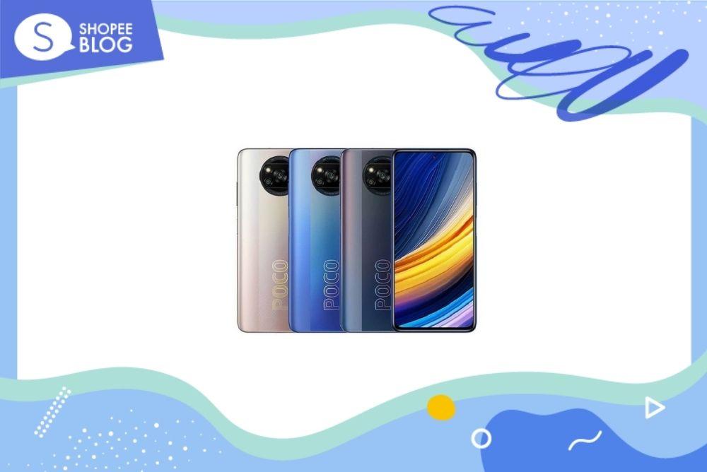 โทรศัพท์ยี่ห้อไหนดี Xiaomi POCO X3