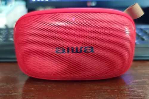 7. AIWA SB-X50 Mini Bluetooth Speaker