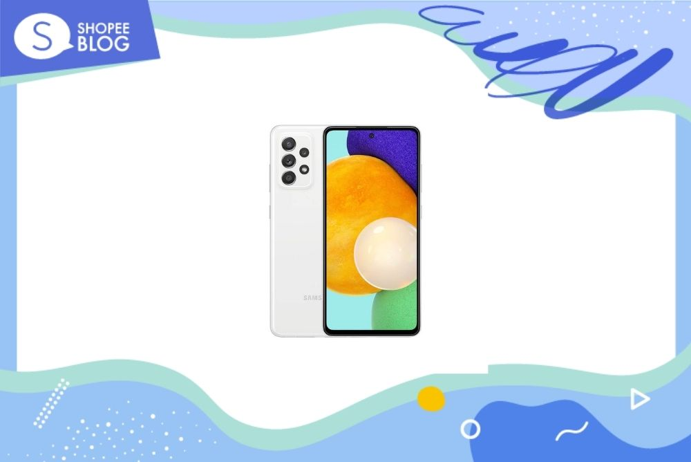 โทรศัพท์ยี่ห้อไหนดี Samsung Galaxy A52