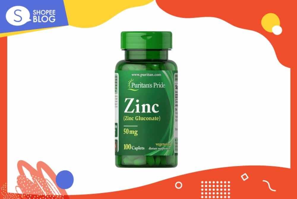 zinc ยี่ห้อไหนดี